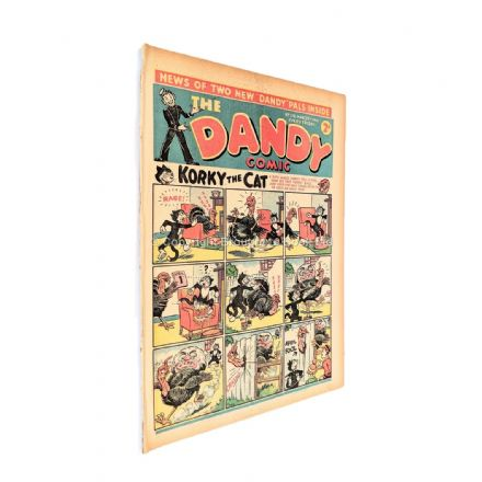 The Dandy Comic No 174 March 29th 1941 D.C. Thomson